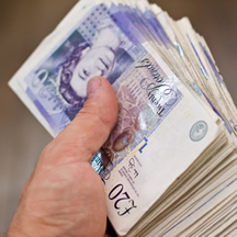 Annuity income lower as markets fall